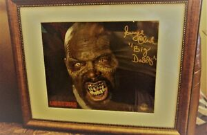 "11x14 Framed Eugene Clark Signed ""Land of the Dead"" 8x10 Photo"
