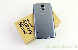 samsung galaxy s5 neo,presq neuf,16G,16MP,ANDROID,fonctionel,WOW