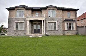 4 BR Detached House for Rent (Castlemore/Hw 50) w Furniture