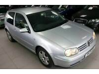2001 VOLKSWAGEN GOLF GT TDI Silver Manual Diesel