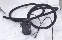 Diamond submersible sump pump with hose 1/3 hp $40.00