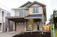 Brand New Oceanview Home with 2-Bedroom Legal Suite!!