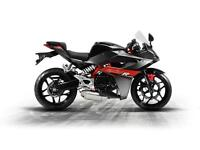 Hyosung GD250 250cc R Sports | 2 Yr Warranty | 2 Keys | Brand New | £133.03 pm