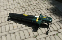 FOR SALE:  LEAF BLOWER/VACUUM