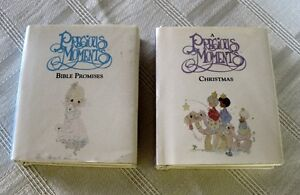 Set of 2 Precious Moments Itty Bitty Books