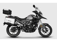 Sinnis Terrain 125 cc Motorcycle Learner legal Motorbike