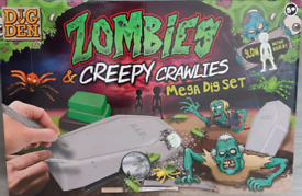 Zombies Dig Set Brand New