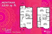 MONTANA Model-2 Master Bedrooms-No Fee-New Homes-Starting321,950