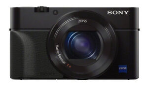 SONY RX100-III with Accessories