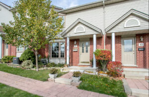 2 Storey Condo in Northwest London For Lease