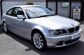 2004 54 BMW 3 SERIES 2.0 318CI SE 2D 141 BHP