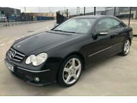 2009 Mercedes-Benz CLK220 SPORT 2.2 CDI AUTOMATIC