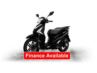 Sym Symphony 125cc Learner Legal /Twist and go / Scooter