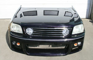 JDM NISSAN STAGEA FRONT END NOSECUT (WGC34) 1996-2001