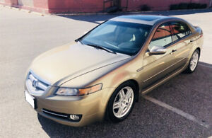 2008 ACURA TL PREMIUM SEDAN.131,226KM.SAFETY.6900