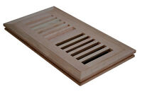 Flush Mount Wood Floor Air Vent Register, Grill,Covers