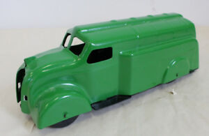 1930s Wyandotte Toy Truck Pressed Steel Old Toy Oil Tanker Truck
