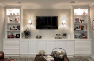 Custom kitchen Cabinets, Closets, Wall Units and more #$4,000 #