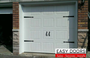 EASY DOORS 24/7 GARAGE DOORS REPAIRS (905) 601-8112