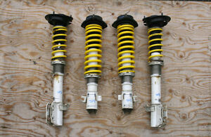 JDM APEXI SV DAMPER COILOVERS FOR SUBARU FORESTER SF5 (97-02)