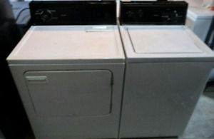 KENMORE WASHER AND DRYER FOR SALE!