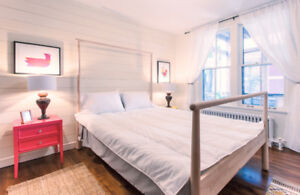 Bright one bedroom flat everything incl