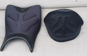 Honda CBR250R Saddlemen Gel-Channel Tech Seat and Cover