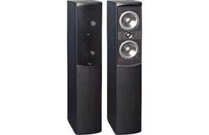 PSB Alpha T1 and C1 Speakers .