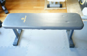 Workout bench
