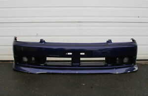 JDM SUBARU LEGACY (BH5/ BE) FRONT BUMPER WITH LIP (1998-2004)