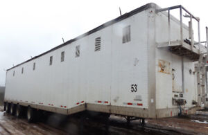 For Sale or Rent (Negotiable) 53' Manac Chip Trailers