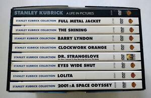 Stanley Kuberick - 9 DVD Box Set Edmonton Edmonton Area image 3