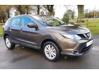 2014 14 Nissan Qashqai 1.2 DIG-T Acenta with Smart Vision
