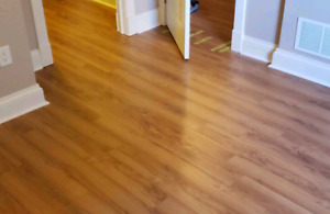Professional flooring installations free estimates.