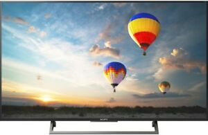 "Sony XBR-49X800E 49"" Smart LED 4K Ultra HD TV with HDR"