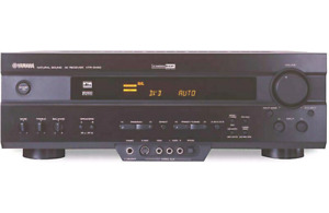 Yamaha HTR-5450 5.1 A/V Stereo Receiver Amplifier