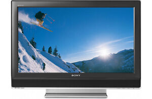 """Perfect Condition Sony 37"""" LCD TV"""