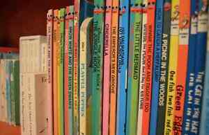 Seeking Gently Used Children/Young Adult Books