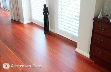 Australian Mixed Forest Reds Solid Timber Flooring