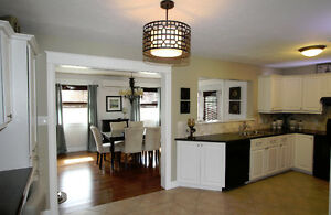 Beautiful large bungalow in top condition