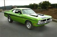 WANTED: 1971/72 DODGE DEMON ROLLING SHELL