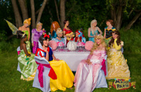 HAVE A REAL PRINCESS COME TO YOUR NEXT PARTY!