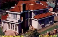 Roof, Roofing, toitures Impermembranes, Couvreur, Estiamtion