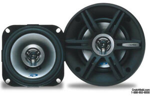 Alpine Type S speakers: SPS-100A, 4'', 30$