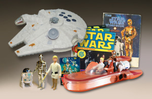 Sell Us Your Pop Culture Collectibles
