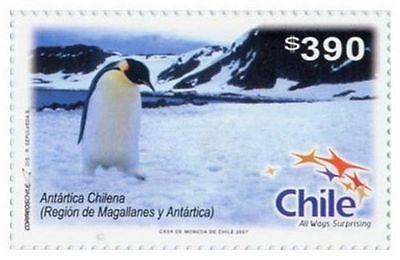 Chile 2007 #2211 penguin Antactic Antartida Chilena MNH comprar usado  Enviando para Brazil