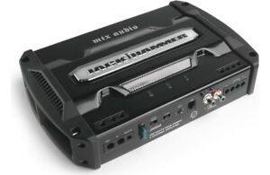 MTX Audio JackHammer car amplifier