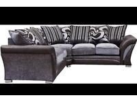 *SALE* BRAND NEW FACTORY SEALED - NEW STYLE SHANNON CORNER or 3+2 SOFA 2016 £379.99