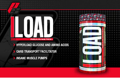 Pro Supps I-LOAD Muscle Pump Insulin Carb Glucose Maximizer 60 caps - ILOAD SALE 1