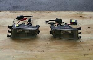 JDM TOYOTA ARISTO/ LEXUS GS400 HID FOG LIGHTS WITH BALLASTS